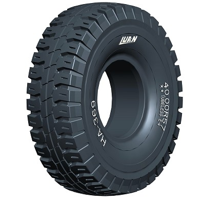 E-4 EarthMover OTR Tires