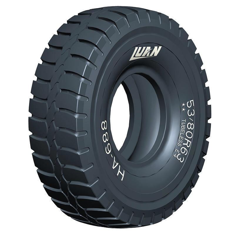Surface Mining radial haulage tires